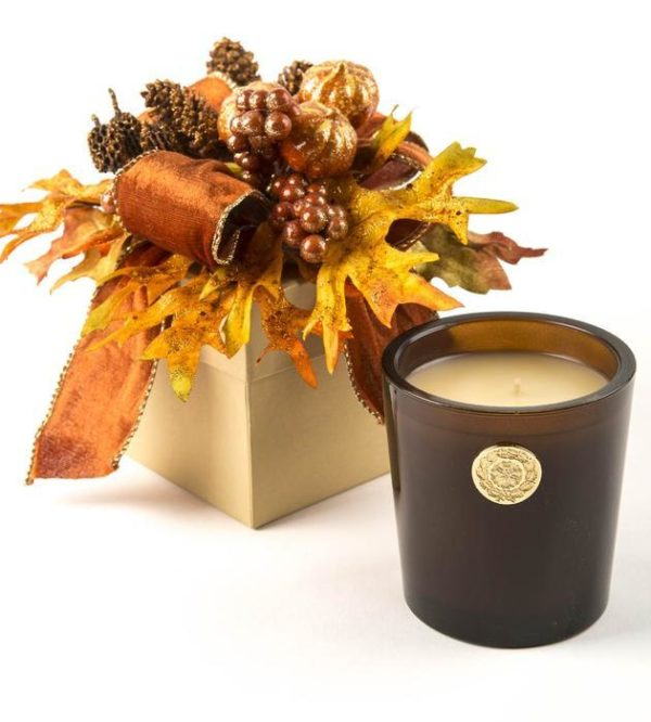Lux Harvest Moon Candle